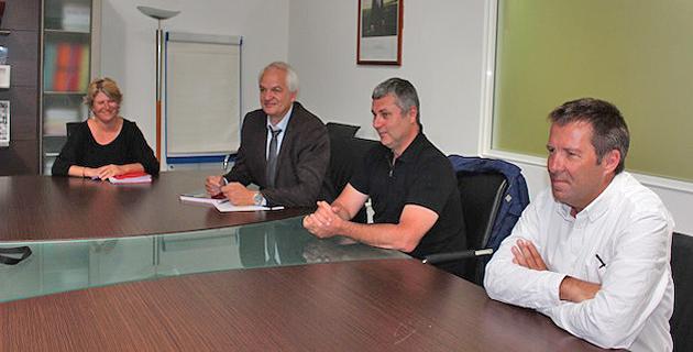 Futur hôpital d'Ajaccio et installation de la clinique privée : Clarifications des directeurs