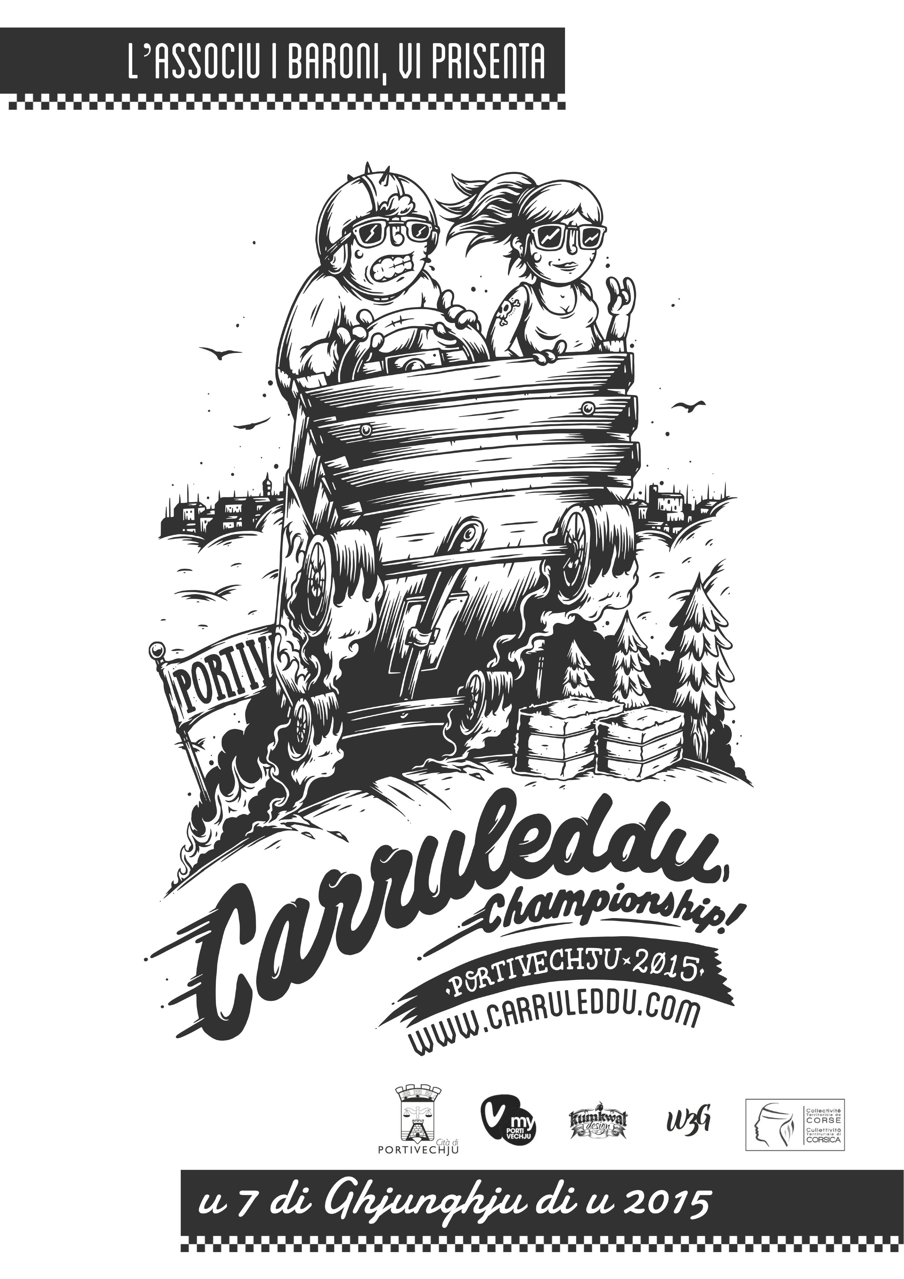 Portivechju : The first Carruleddu Championship