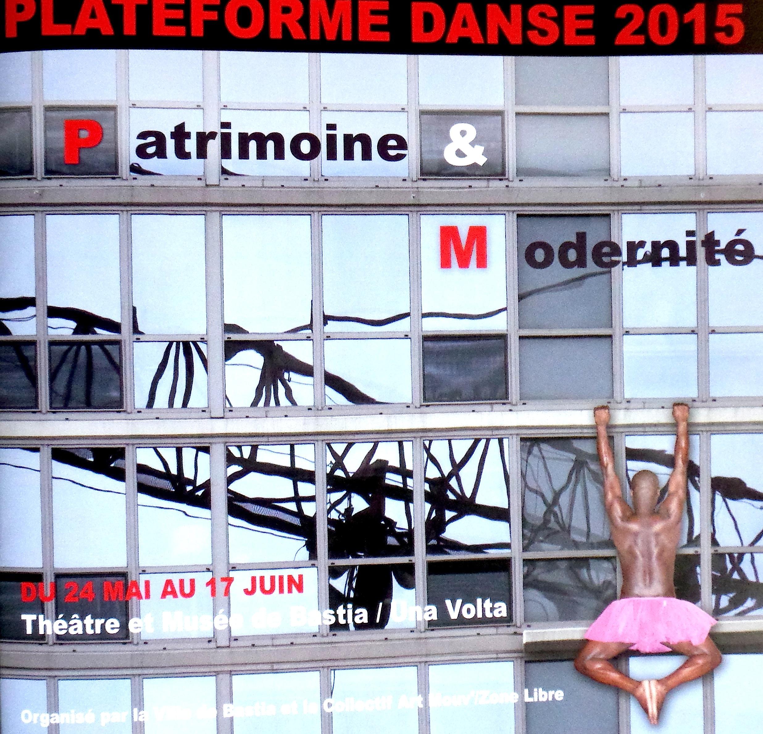 Bastia : Place au Festival Plateforme Danse avec le Collectif Art Mouv'/Zone Libre