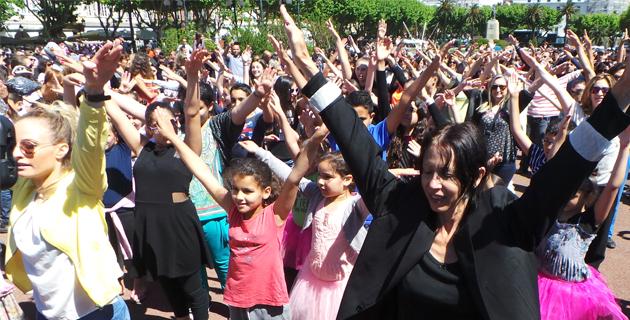 """""""Ballà inseme"""", le flash mob à l'usu bastiacciu…"""