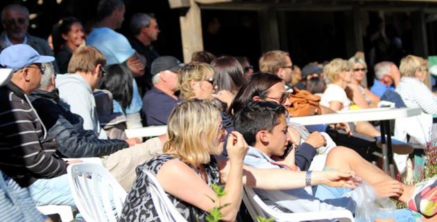 A Calvi, les  championnats de Corse de Tennis jusqu'à la nuit