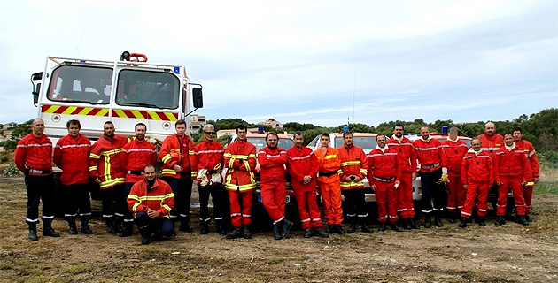 Préparation de la campagne « feux de forêts » pour les réserves communales de Balagne !