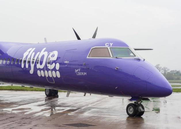 La compagnie Flybe arrive à Bastia-Poretta