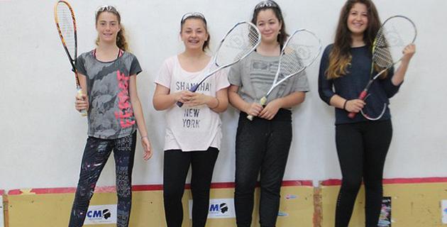 Le Squash Loisirs Ile-Rousse-Balagne fait le plein de récompenses à la Ciotat