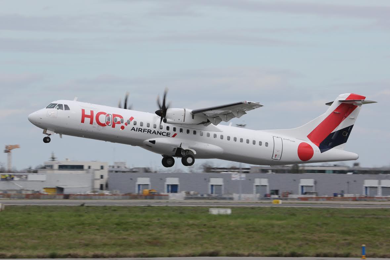 Hop ! Air France : Pour faciliter la mobilité des voyageurs et l'offre court-courrier