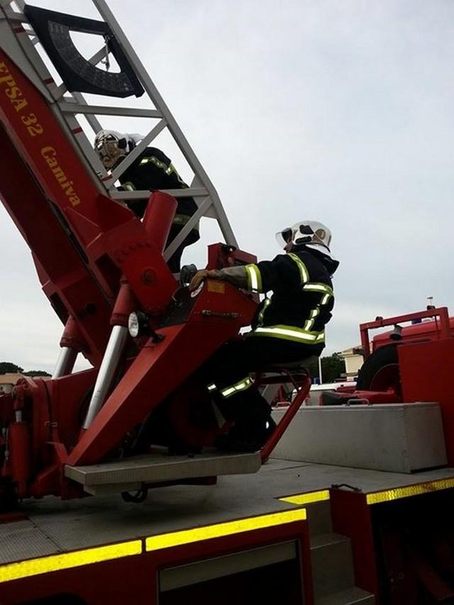 Tous avec les pompiers de Calvi dimanche