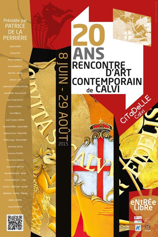 Inauguration samedi de la 20e Rencontre d'art contemporain de Calvi