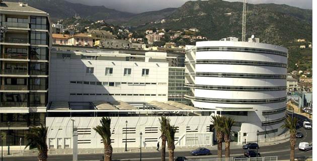 Le commissariat de Bastia