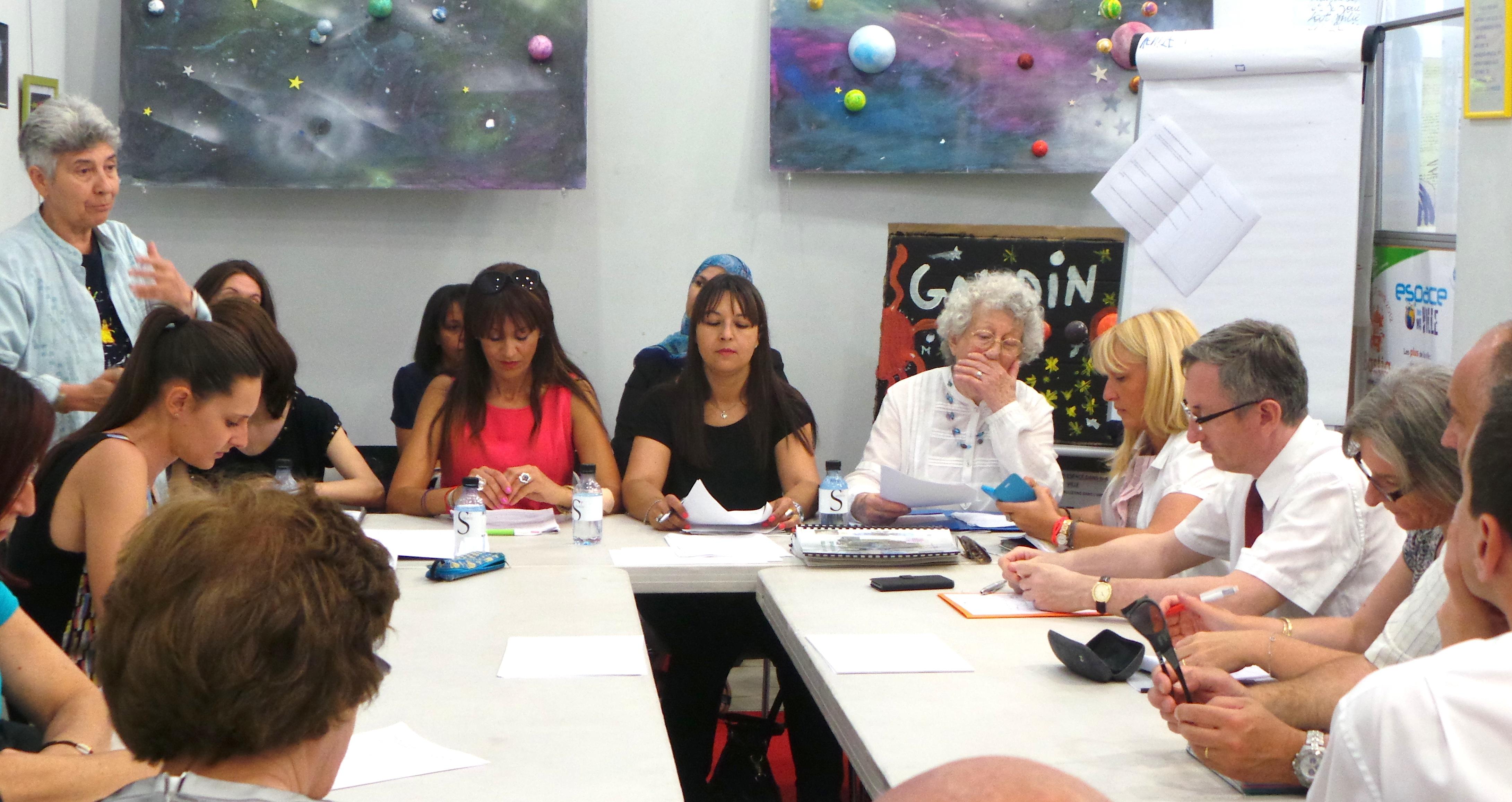 Marche exploratoire des femmes dans les quartiers Sud : Bastia et 10 autres villes seulement…