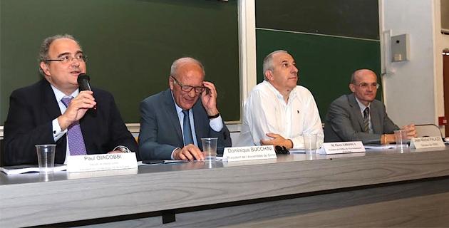 Réchauffement climatique et gestion de l'eau, des problèmes qui touchent aussi la Corse