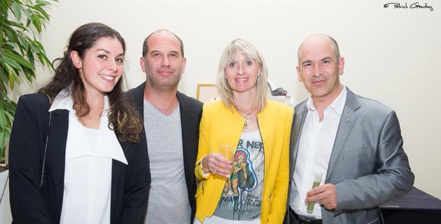 L'ile-roussienne Virginie Bruno a représenté la Corse à l'Art Food International de Monaco