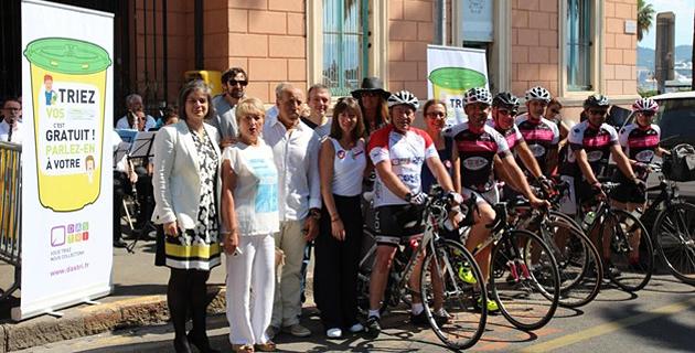 Ajaccio : Lancement du défi de l'association des diabétiques de Corse