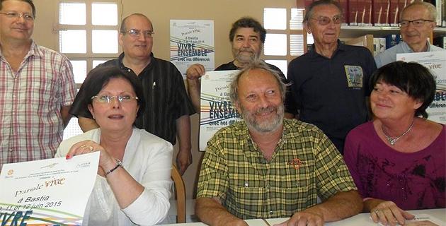 """Bastia : """"Vivre ensemble avec nos différences"""""""