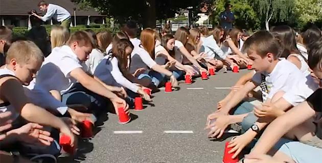 Festa di a lingua » in Bastia : La plus grande Cup song de Corse