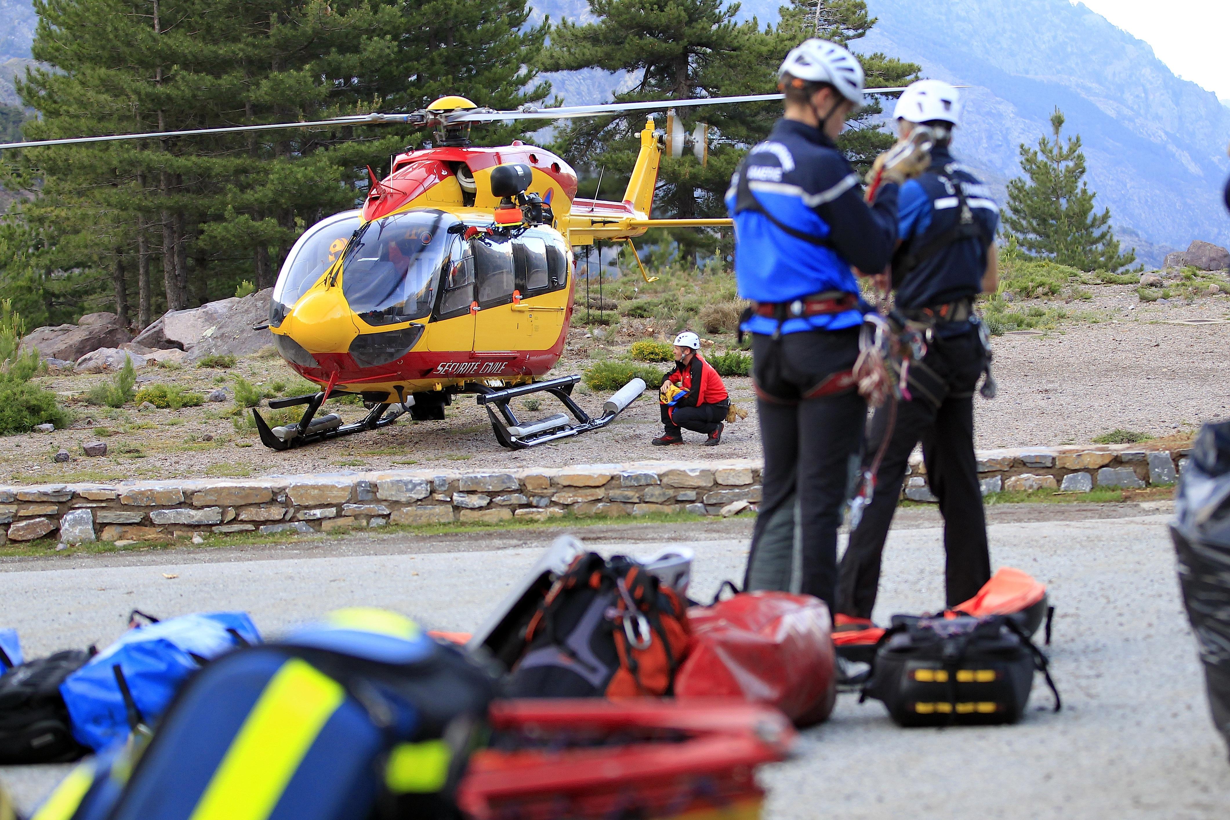 PASCAL POCHARD CASABIANCA / AFP