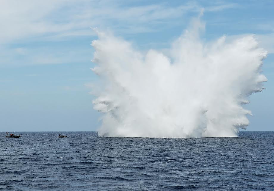 Trente engins explosifs détruits dans le Var, les Alpes-Maritimes et en Corse