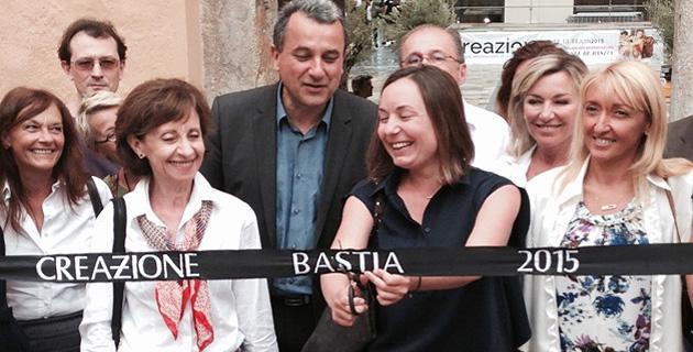 """Quand le Palais des Gouverneurs de Bastia se """"Creazione"""""""