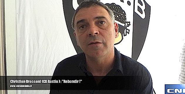 "Christian Bracconi : ""Rebondir avec le CAB"""