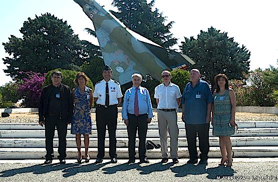 Les experts-comptables de Corse se réunissent à la base aérienne « Capitaine-Preziosi »