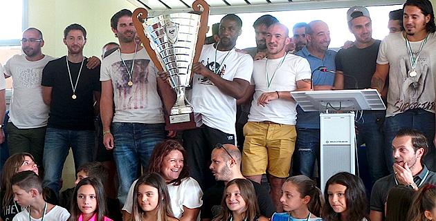 Borgo récompense ses champions