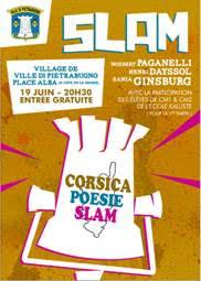 """Ville-di-Petrabugno : Une soirée """"Corsica Poésie Slam"""""""