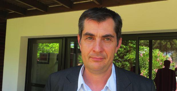 Eric Altero, Directeur de la Chambre d'agriculture du Var.