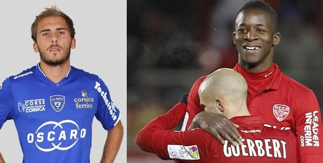 Ritratti : SC-Bastia.net & africatopsports.com