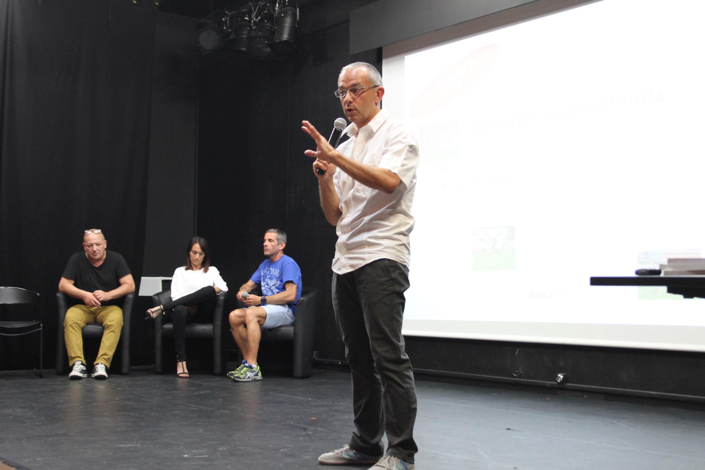 Ajaccio : « Evaluer et travailler son mental », une conférence de Christian Ramos et Philippe Agostini