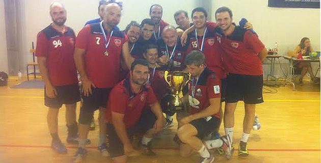 Coupe de Corse de Hand-Ball : Et de trois pour le GFCA