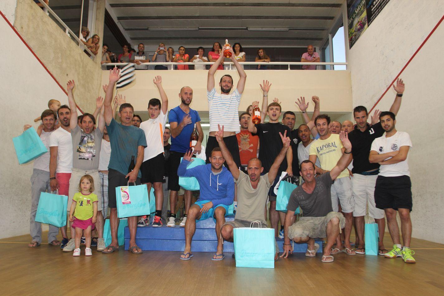 19e Open International de Squash samedi à l'Ile-Rousse