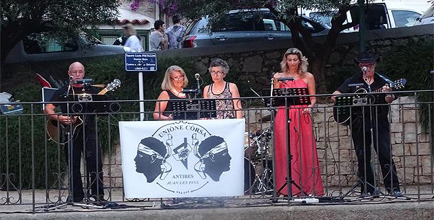 "Antibes : Le succès pour ""I Canti Novi di l'Unione Corsa"""