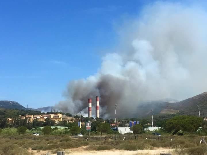 Vazzio : Déjà 50 hectares parcourus par les flammes