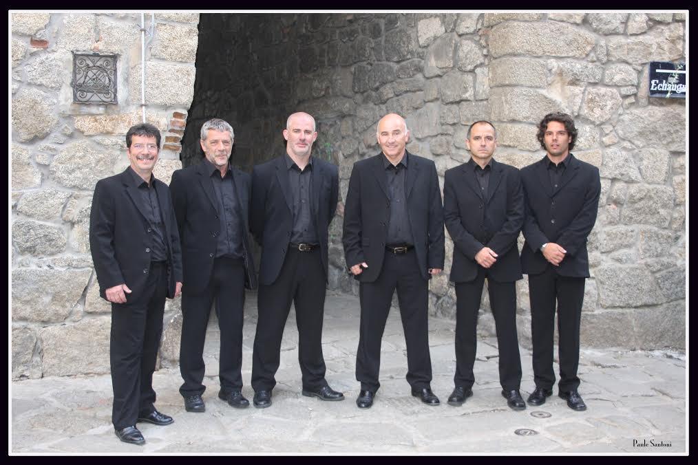Propriano : «Jean Paul Poletti et le Chœur d'Hommes de Sartène» en concert à l'église