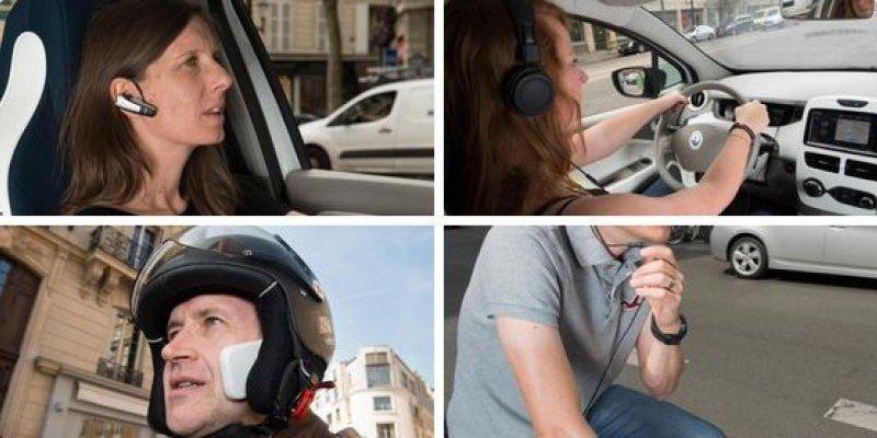 Ces situations de conduite, en voiture comme en deux-roues, seront désormais interdites au 1er juillet. © Securité Routière