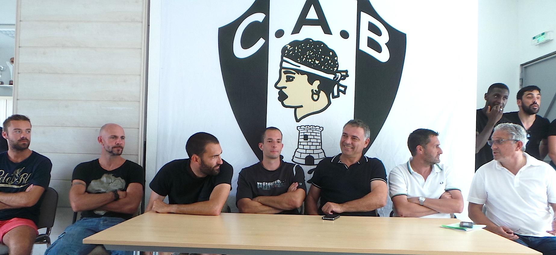 National : Le CAB nouveau a repris l'entraînement