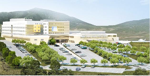 Nouvel hôpital d'Ajaccio : Une motion déposée et votée à l'Assemblée de Corse