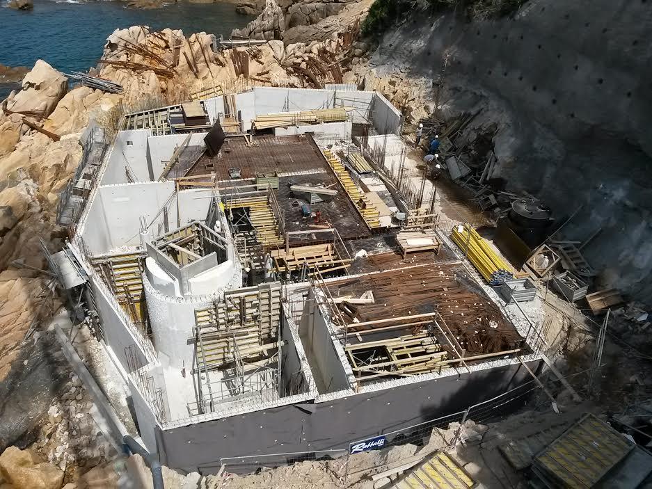 Une station d'épuration ultra-moderne pour Ota-Porto