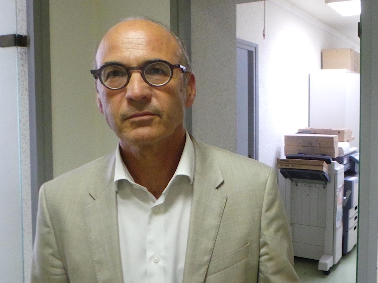 Serge Quirici, directeur régional du RSI
