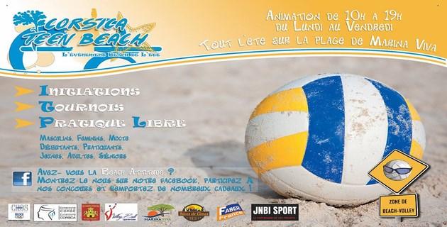 Corsica teen beach 2015 à Porticcio dès le 9 juillet