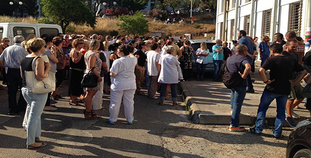 Ajaccio : Il n'y aura pas de clinique sur le terrain du nouvel hôpital