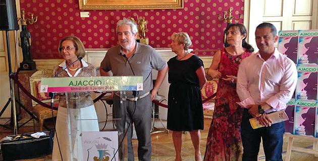Programmation estivale : A Ajaccio, tous les goûts sont dans la culture…