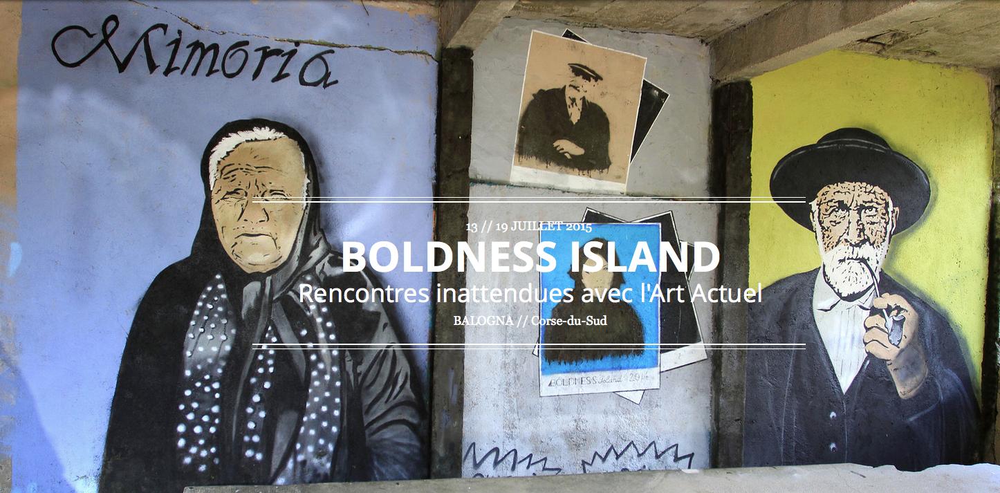 Rencontres inattendues avec l'Art Actuel à Balogna (13-19 Juillet)