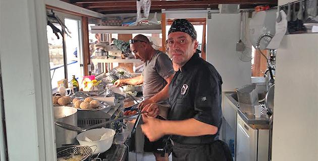 """Restaurant original à Ajaccio : """"Le Poséidon"""" au fil de l'eau"""