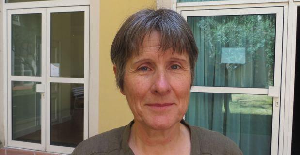 Agnès Simonpietri, conseillère territoriale du groupe Femu a Corsica.