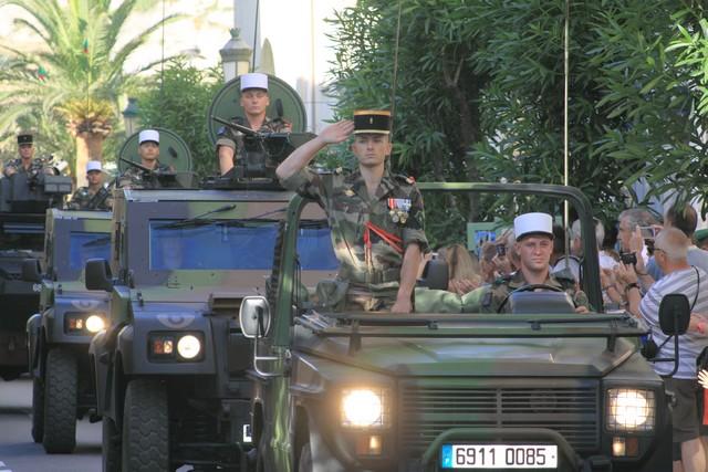 14-Juillet : Le 2e REP défilera à Bastia et à Calvi