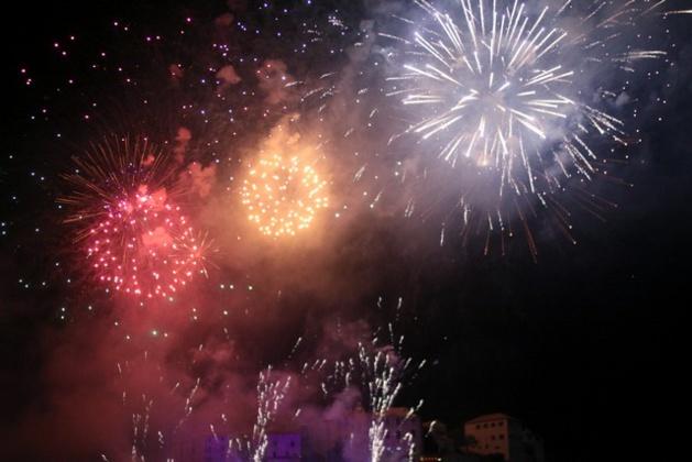 Syvadec : Appel à la vigilance sur les feux d'artifice et les fusées de détresse
