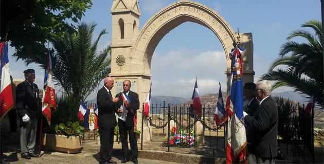 La FNACA de Haute-Corse fête le 14 juillet à Monticellu et à Nessa