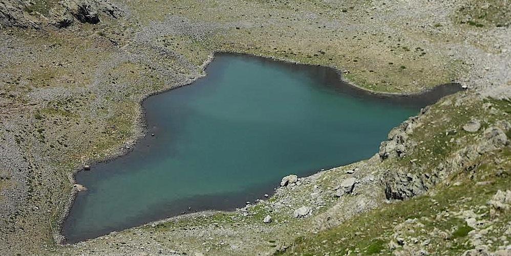 Lac Gros : La Corse sculptée dans la roche des Alpes-Maritimes !