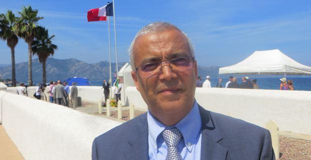 Sahid Jazouani, Consul du Maroc en Corse.
