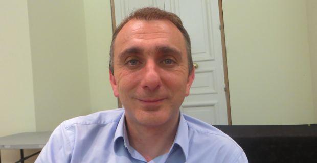 Jean-Christophe Angelini, président du groupe Femu a Corsica.